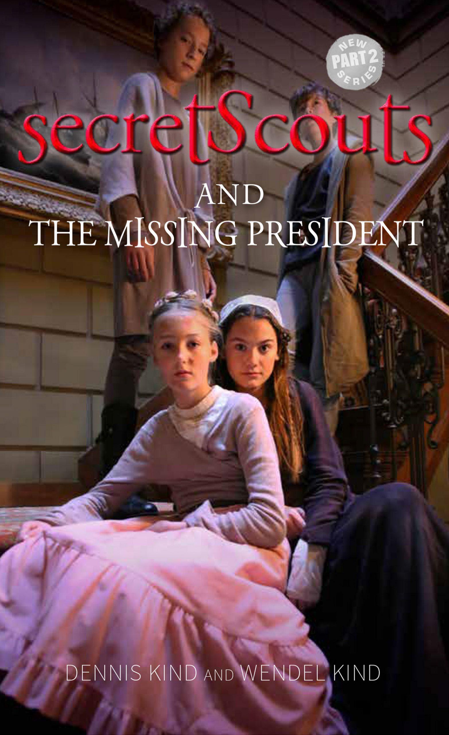 The Missing President 6